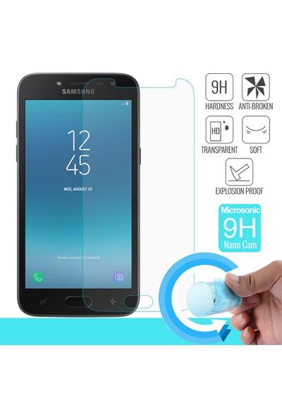 Microsonic Samsung Galaxy J2 Pro 2018 Nano Cam Ekran koruyucu film