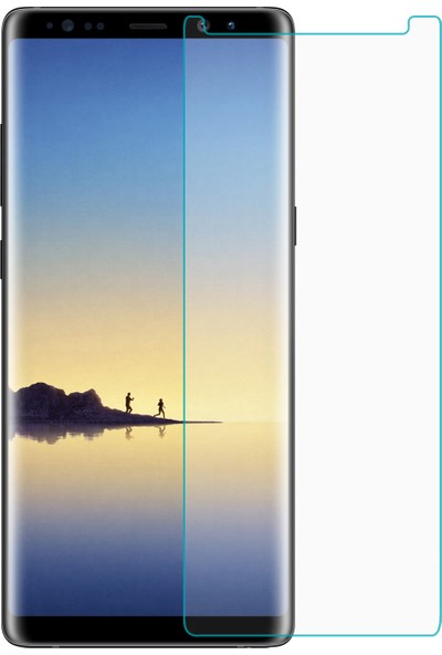 Microsonic Samsung Galaxy Note 8 Nano Cam Ekran koruyucu film
