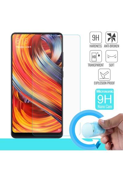 Microsonic Xiaomi Mi Mix 2 Nano Cam Ekran koruyucu film