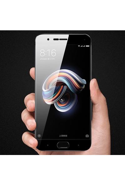 Microsonic Xiaomi Mi Note 3 Tam Kaplayan Temperli Cam Ekran koruyucu Film