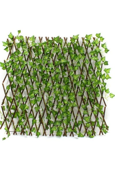 Efso Yapay Sarmaşık Bahçe Çiti - 120 cm x 3 m