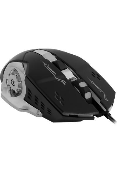 Gamemax GM-X3295K Programlanabilir Oyun Mouse GX10