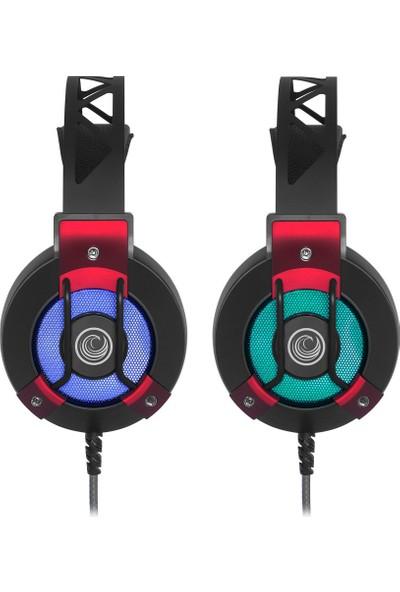 Gamemax GM-G1480B 7.1 Sanal Surround Oyuncu Kulaklık
