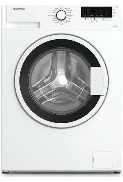 Arçelik 7103 D A+++ 1000 Devir 7 kg Çamaşır Makinesi