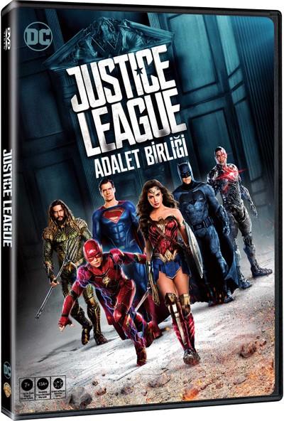 Adalet Birliği-Justıce League Dvd