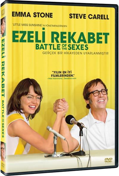 Battle Of The Sexes - Ezeli Rekabet Dvd