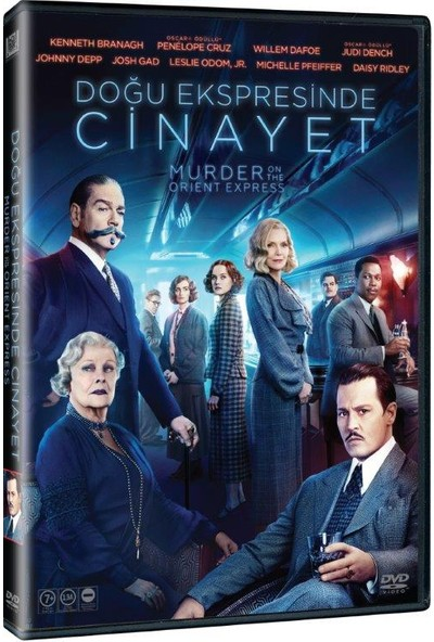 Murder On The Orıent Express - Doğu Ekspresinde Cinayet Dvd