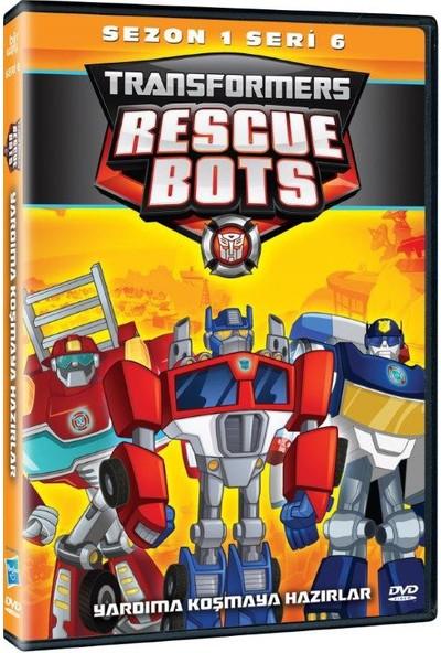 Transformers Rescue Bots - Sezon 1 Seri 6 Dvd