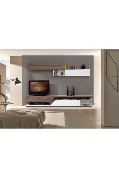 Calitelli New Image Tv Ünitesi - Haliç (210cm)