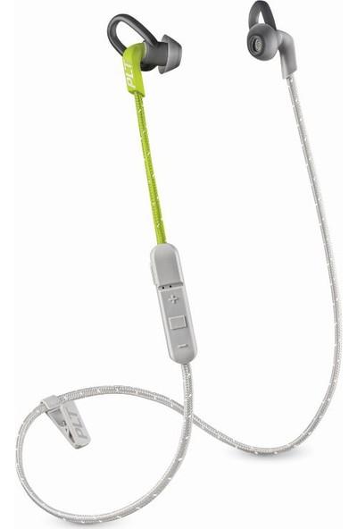 Plantronics BackBeat FIT 305 Suya Dayanıklı/Ter Geçirmez Kablosuz Spor Kulaklık Misket Limon (Taşıma Çantalı)