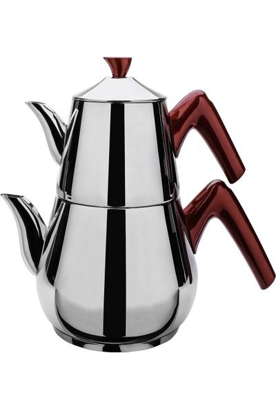 Elegant Topaç Mini Boy Çaydanlık