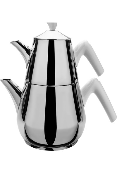 Elegant Topaç Orta Boy Çaydanlık