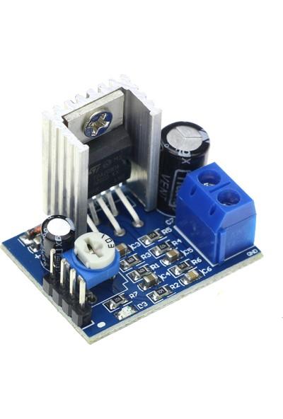 Robotekno Mono Amfi Devresi Ses Yükseltici TDA2030A 18W 6V - 12V
