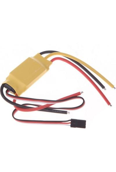 Robotekno Bruhsless Motor 1000KV A2212 RC 1045 30A ESC Firmware Pervane