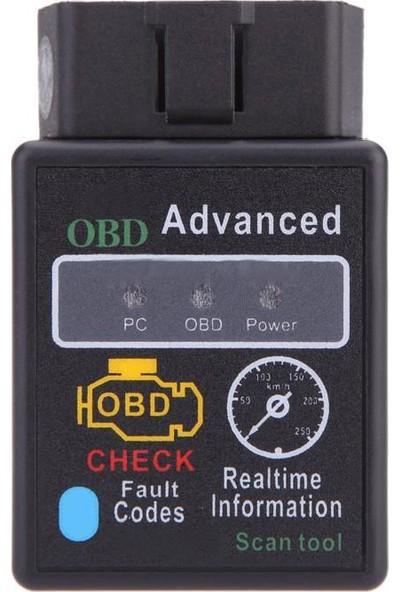 Robotekno ELM327 OBD2 Bluetooth Türkçe Araç Arıza Tespit Cihazı HH OBD