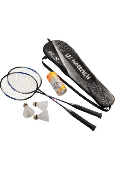 Hattrick Bs10 Pro Badminton Raket Seti
