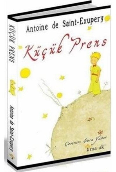 Küçük Prens - Antoine De Saint Exupery