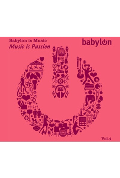 Various Artists - Babylon is Music Vol.4 / Music is Passion CD