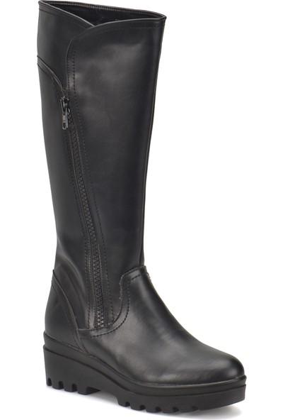 Butigo Z195 Siyah Kadın Çizme
