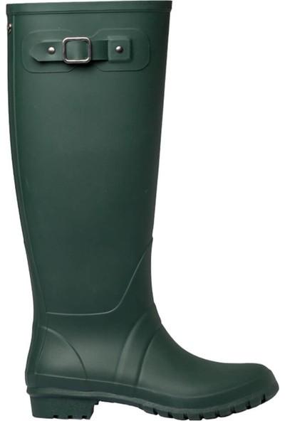 Igor W10130-13 Haki Kadın Yağmur Çizmesi