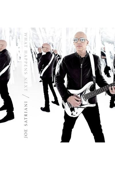 Joe Satriani – What Happens Next(Double LP) PLAK
