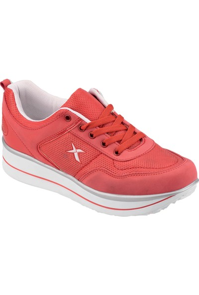 Kinetix 1271754 Kırmızı Kadın Sneaker