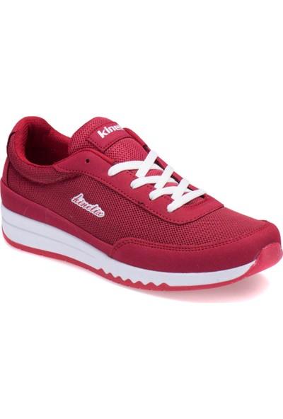 Kinetix A1289054 Kırmızı Kadın Sneaker
