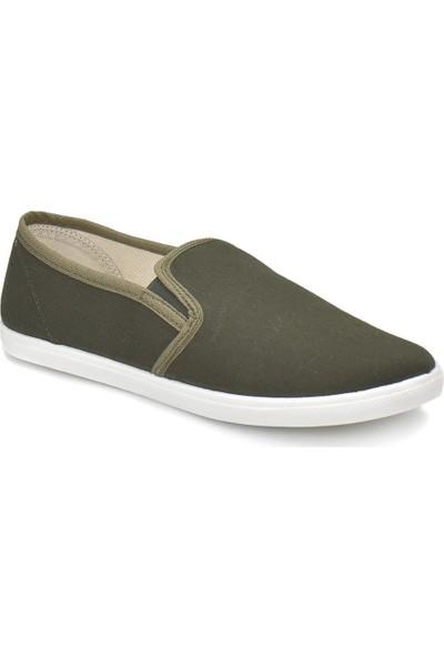 Kinetix Lidya Haki Kadın Ayakkabı