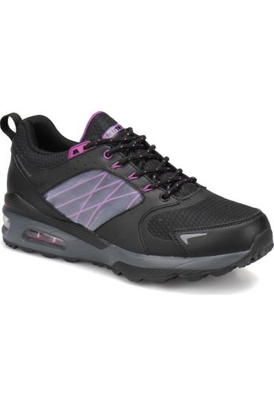 Kinetix Marun Wp W Siyah Mor Kadın Sneaker