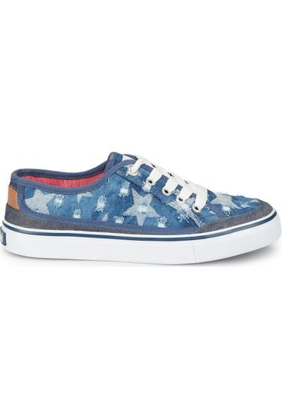 Mavi Orlando Lacivert Kadın Sneaker