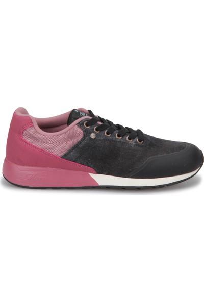 Mavi Pike Siyah Kadın Sneaker