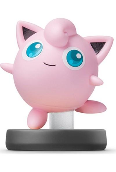 Nintendo Amiibo Jigglypuff Super Smash Bros Figür