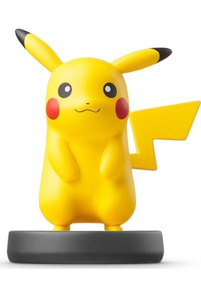 Nintendo Amiibo Pikachu Super Smash Bros Collection Figür