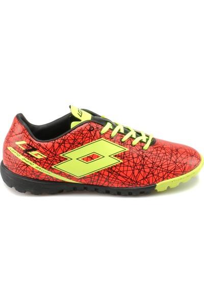 Lotto Lzg Vıı 700 Tf Kırmızı Siyah Erkek Halı Saha Ayakkabısı