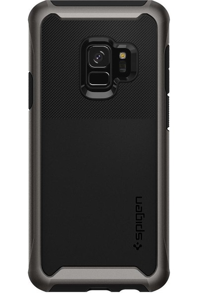 Spigen Samsung Galaxy S9 Kılıf Neo Hybrid Urban Gunmetal - 592CS22887