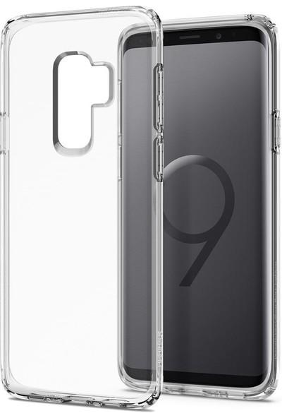 Spigen Samsung Galaxy S9 Plus Kılıf Liquid Crystal 4 Tarafı Koruma Crystal Clear - 593CS22913