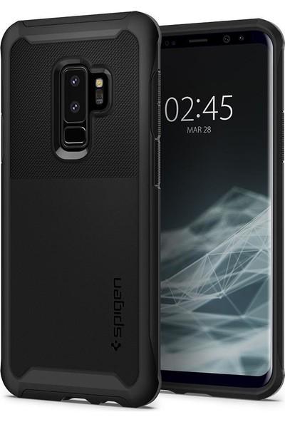 Spigen Samsung Galaxy S9 Plus Kılıf Neo Hybrid Urban Midnight Black - 593CS22975