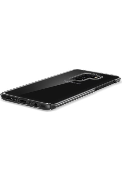 Spigen Samsung Galaxy S9 Plus Kılıf Thin Fit Crystal Clear - 593CS22961