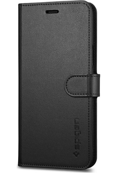 Spigen Samsung Galaxy S9 Plus Kılıf Wallet S Cüzdan Black - 593CS22957