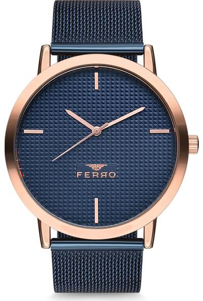 Ferro F30003-015-T Erkek Kol Saati