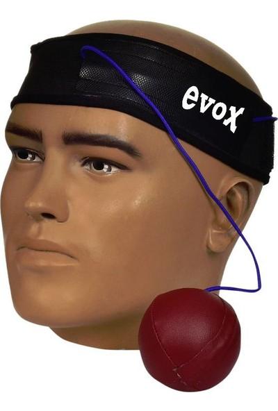 Evox Boks Hız Refleks Kafa Topu,Boks,Kickboks Kafa Topu