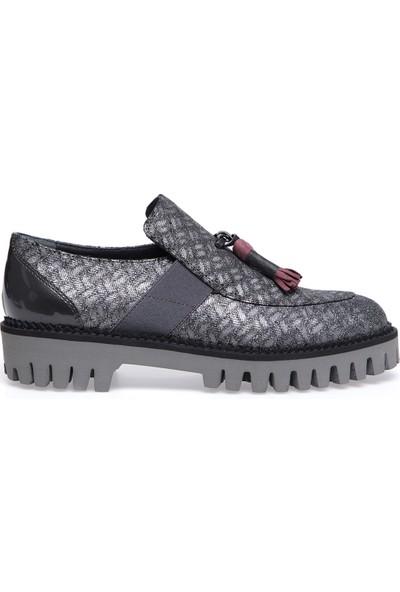 Alberto Guardiani Kadın Ayakkabı Antrasit GD37015
