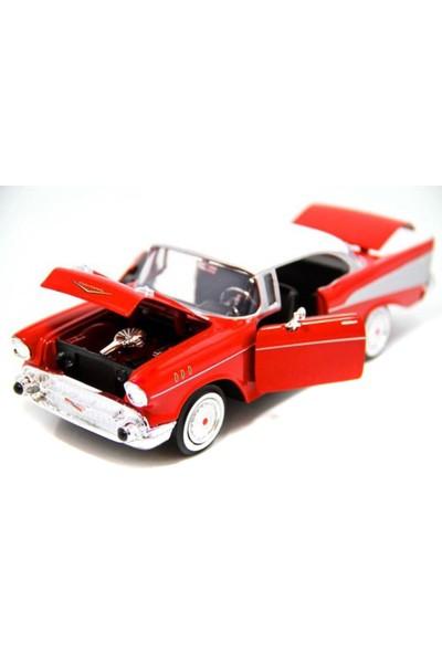 Vardem Oyuncak 73228Ac 1:24 1957 Chevy Bel Aır
