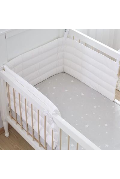 Aybi Baby Basic Bebek Yan Koruma Seti 60 x 120 cm