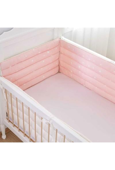 Aybi Baby Hug Me Yan Koruma Seti 3 Parça 60 x 120 cm