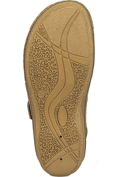 Polaris 81.157359.Z Kum Rengi Kadın Basic Comfort Sandalet