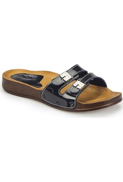 Polaris 81.157481.Z Lacivert Kadın Ayakkabı