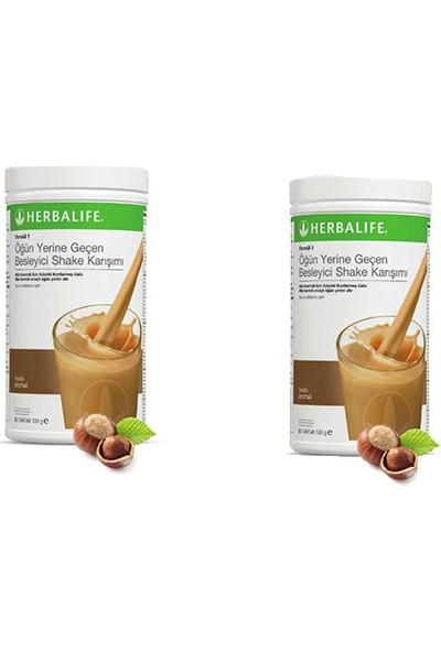 Herbalife Shake Karışımı - 2 Adet Fındık