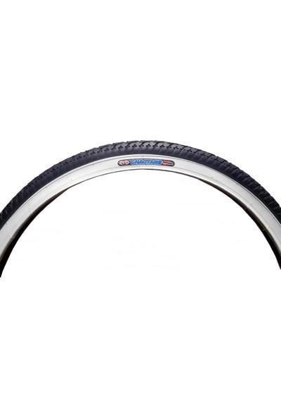 Chaoyang Bisiklet Beyaz Yanak Dış Lastik 26X2.00 H5173 Bisan Tipi