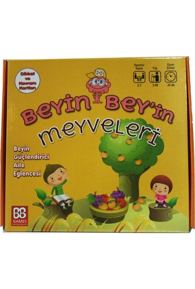 Beyin Bey'in Meyveleri